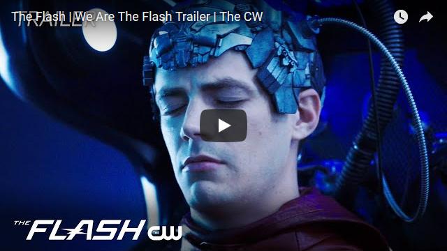 Bande annonce 4×23 de The Flash – season finale : We Are The Flash