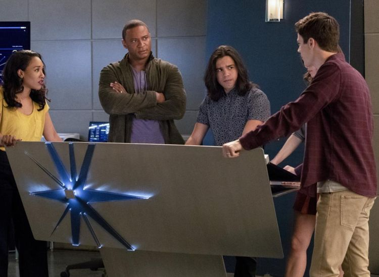 Vos réactions sur l'épisode 4×22 de The Flash : Think Fast