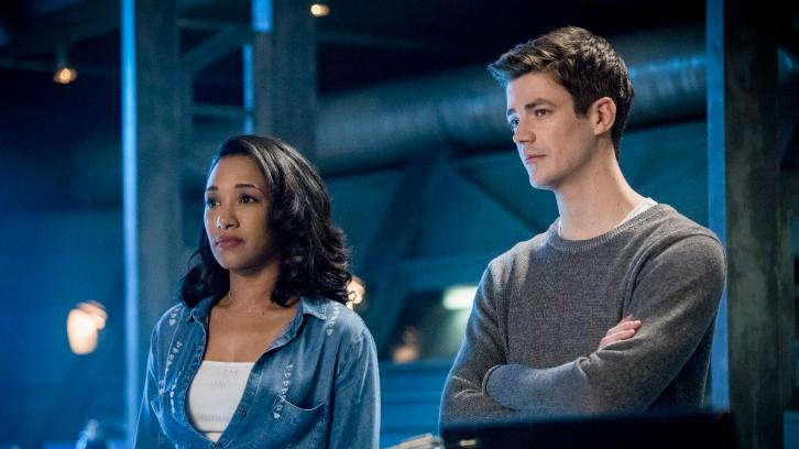 Vos réactions sur l'épisode 4×20 de The Flash : Therefore She Is