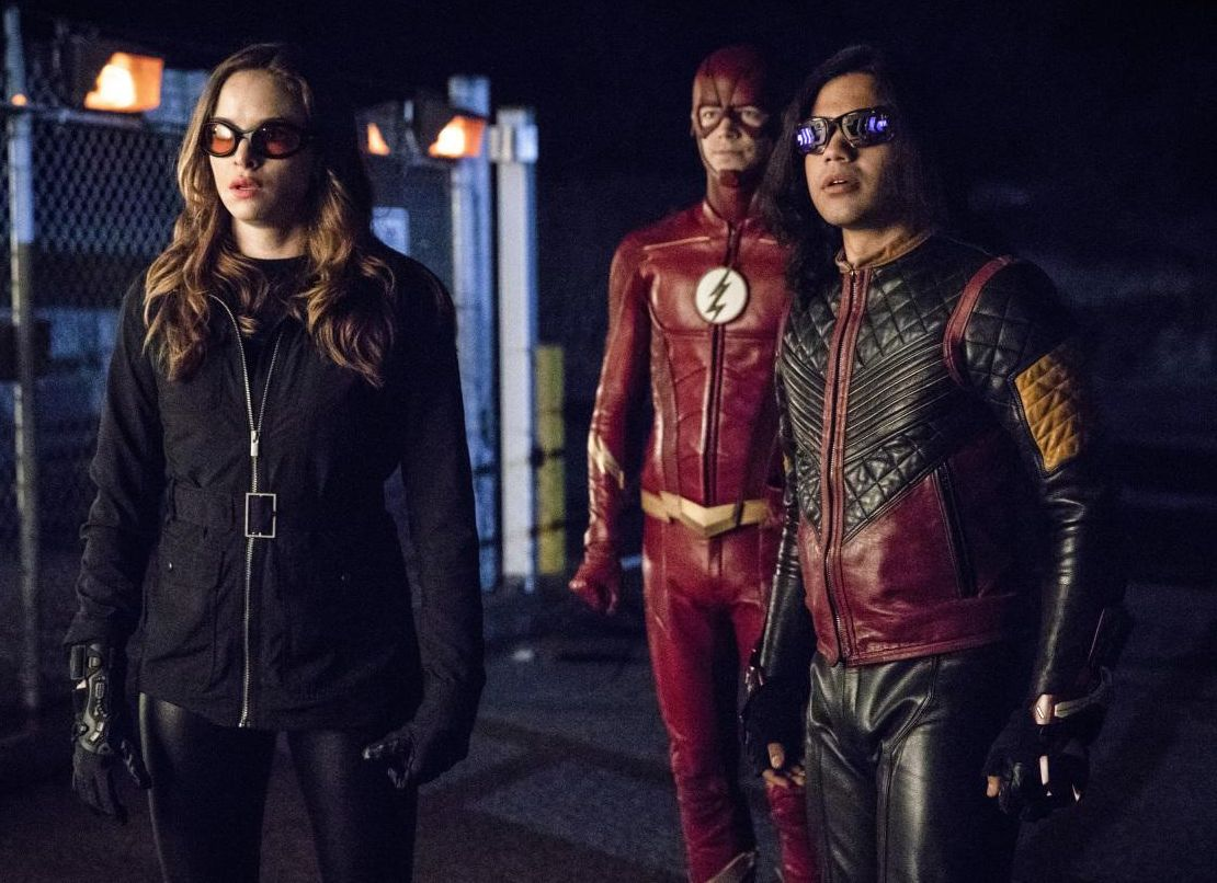 Bande annonce 4×22 de The Flash : Think Fast